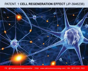 Patent SOP 100 untuk Regenerasi Sel