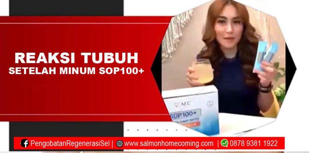 Reaksi SOP100+