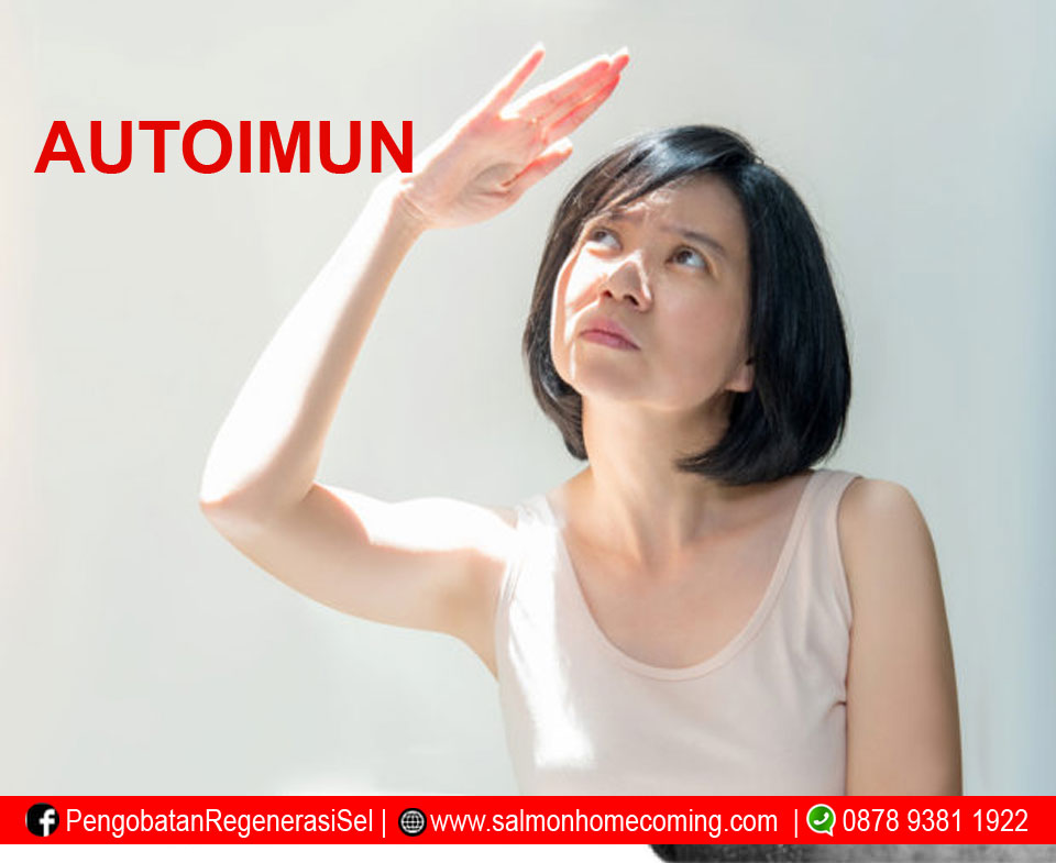 gejala autoimun pada kulit