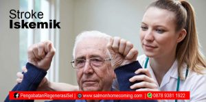 obat stroke iskemik akut