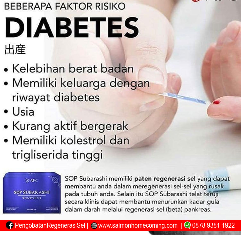 faktor risiko diabetes melitus tipe 2